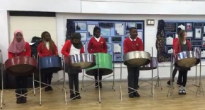 Steel Pans Workshop